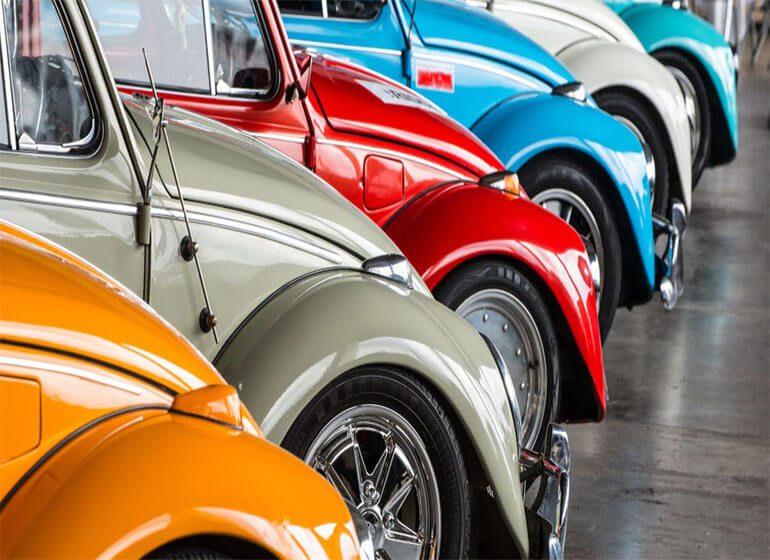 رنگ اتومبیلی