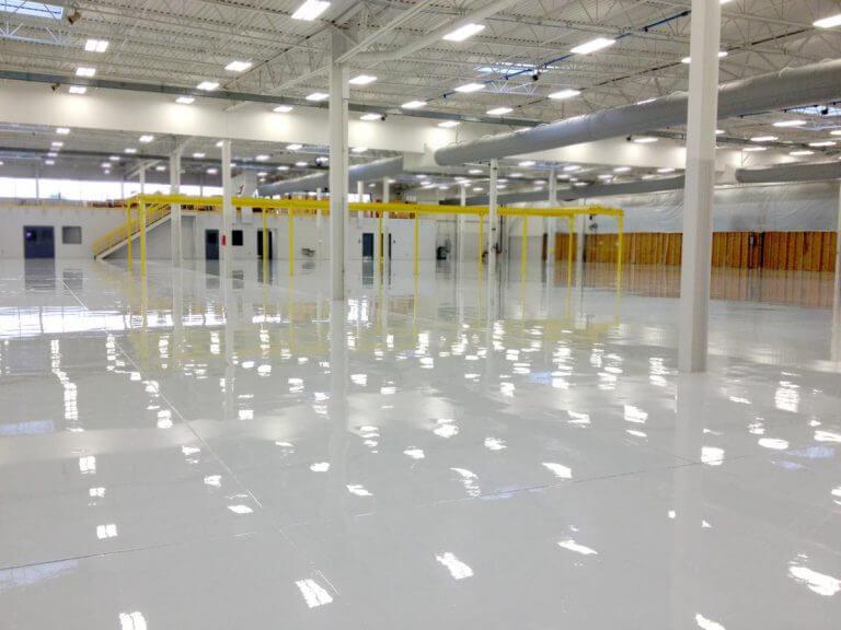 پوشش کف صنعتی