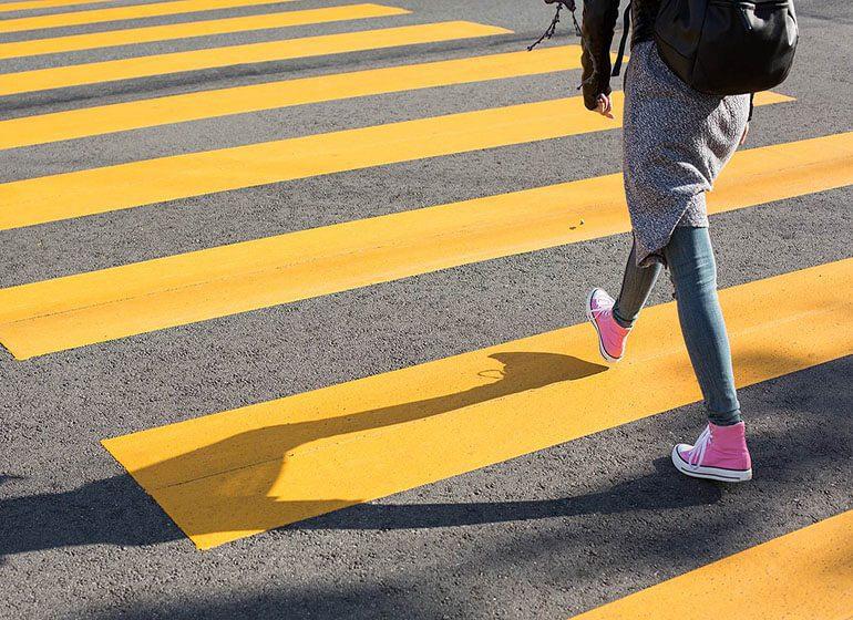 رنگ ترافیکی دو جزئی