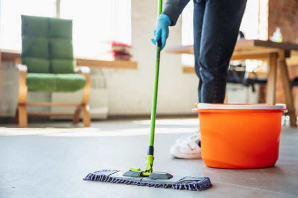 پاک کردن رنگ از سطوح