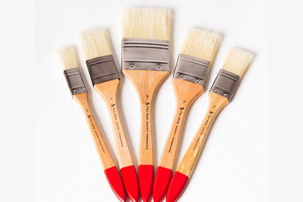 ابزار رنگ آمیزی ساختمان