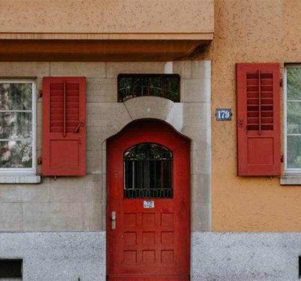 رنگ درب و پنجره فلزی